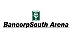 BancorpSouth Arena logo
