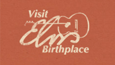Elvis Presley Birthplace logo