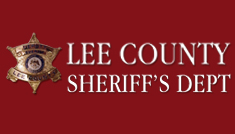 Lee County Sheriffs Department logo