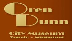 Oren Dunn City Museum logo