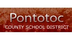 Pontotoc County School District logo