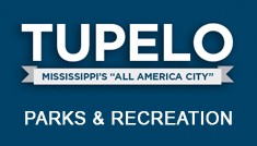 Tupelo Parks and Recreation logo