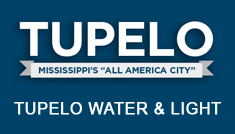 Tupelo Water and Light logo